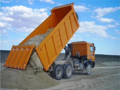Картинки по запросу доставка речного песка в Самаре